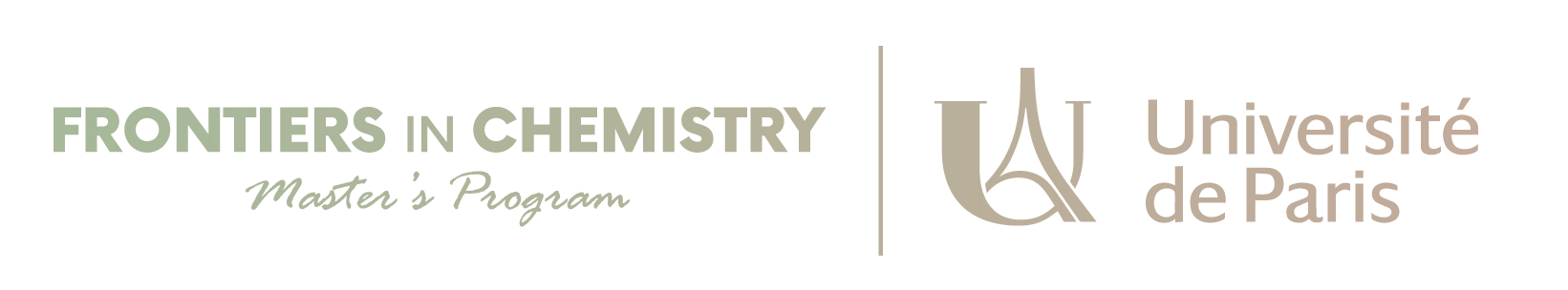 Master Frontiers in Chemistry